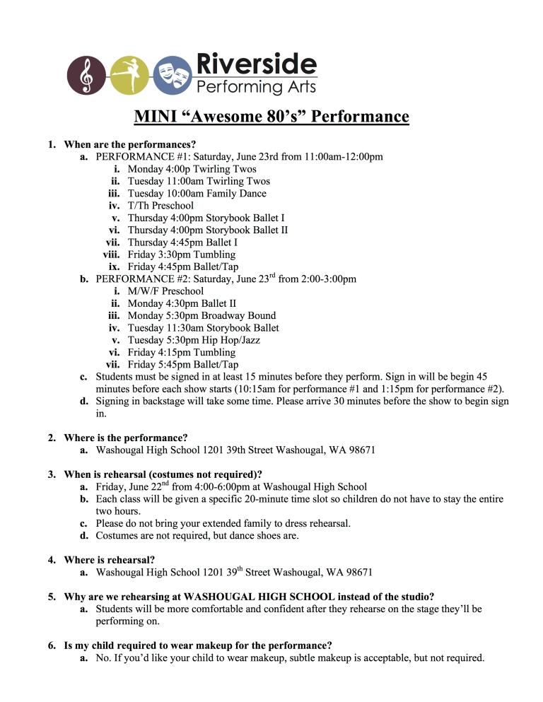 MINI Awesome 80s FAQ pg 1